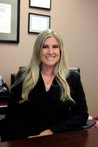 Denver criminal defense attorney Colleen Kelley of Wolf Law LLC