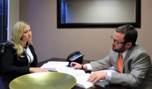 Denver criminal defense attorneys Colleen Kelley and Jeffrey Wolf
