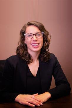 Cassandra Monahan, associate attorney